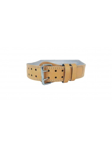 Weightlifting Belt - Hid Light Brown