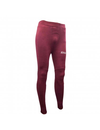 Superiors Tights - Maroon - Full