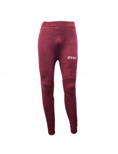 Pro+ Baselayer - Maroon - Full