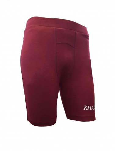 Superiors Tights - Maroon - Short