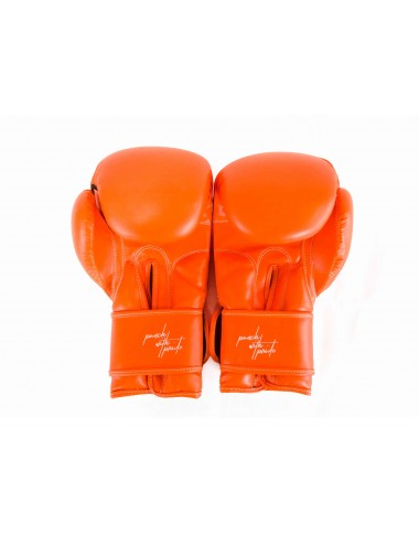 Boxing Gloves - Punch With Pride X Edition Orange