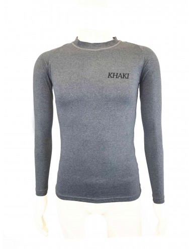 Baselayer+ Long Sleeve Top - Grey