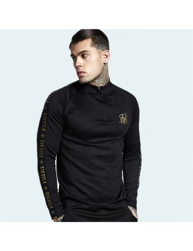 Siksilk Long Sleeve T-Shirt