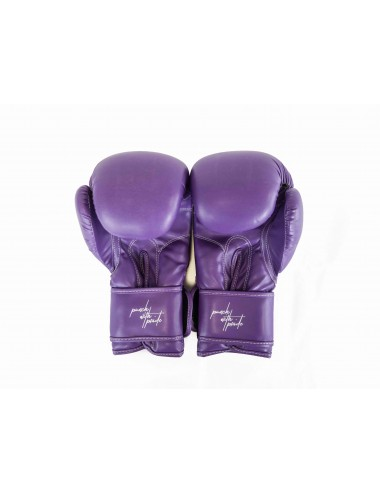 Boxing Gloves - Punch With Pride X Edition Purple