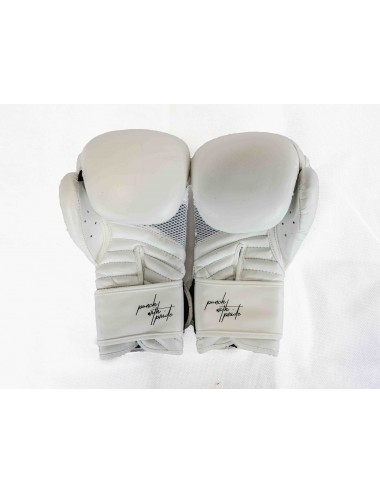 Boxing Gloves - Punch With Pride X Edition White