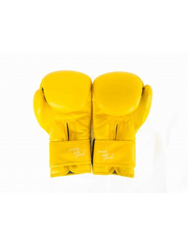 Boxing Gloves - Punch With Pride X Edition Yellow