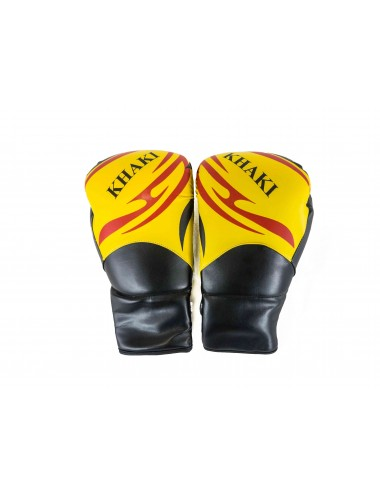 Boxing Gloves - FD Yellow